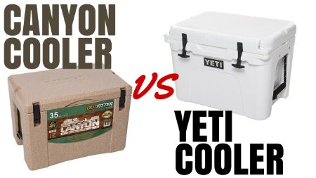 Canyon Cooler vs Yeti Cooler