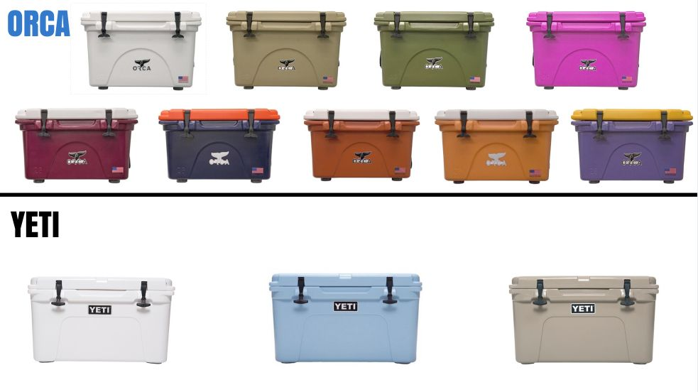 Orca Coolers vs Yeti - Which Cooler Is Better?