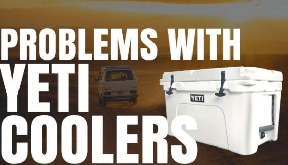 Problems With Yeti Coolers