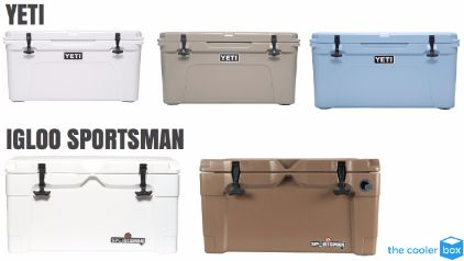 Sportsman vs Yeti Colors