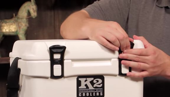 K2 Rubber Latches