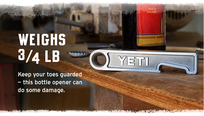 Yeti Brick Bottle Opener Review
