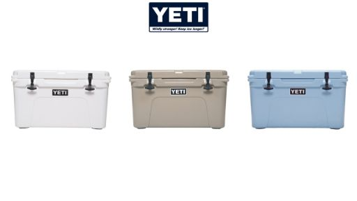 Yeti Color Options
