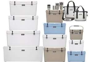 Yeti Cooler Sizes The Cooler Box