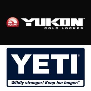 Yukon vs Yeti Logos