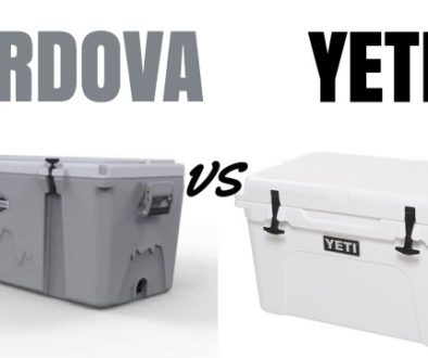 Cordova Cooler vs Yeti