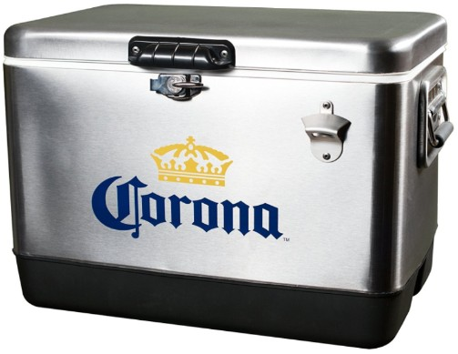 Corona Stainless Steel Cooler
