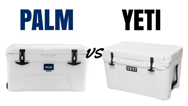 Palm Coolers vs Yeti