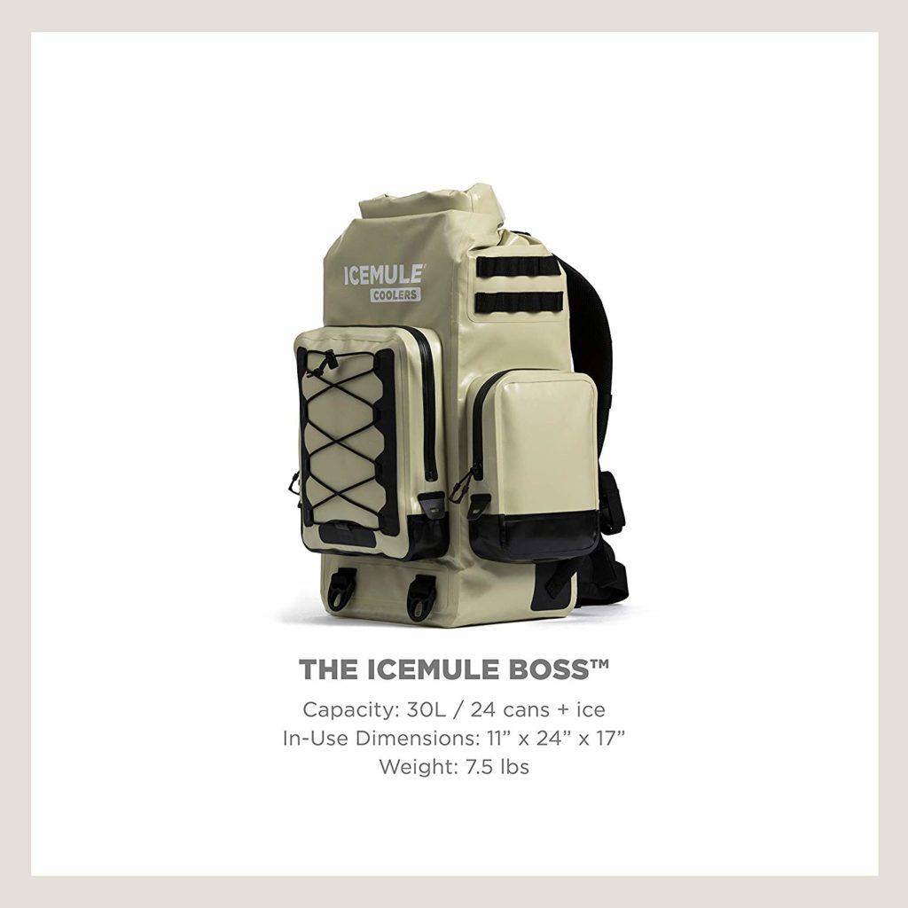 IceMule Boss Backpack Cooler