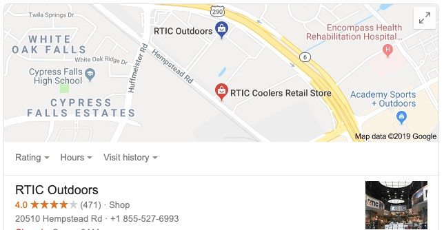 RTIC-coolers-location-cypress-texas - The Cooler Box