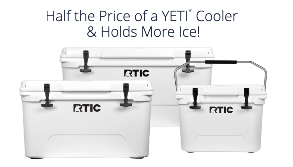 Is RTIC and Yeti The Same Company? Plus Other RTIC Questions