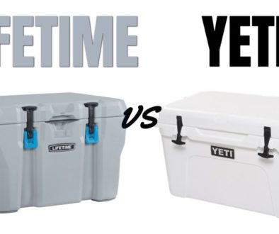 Lifetime Cooler vs Yeti
