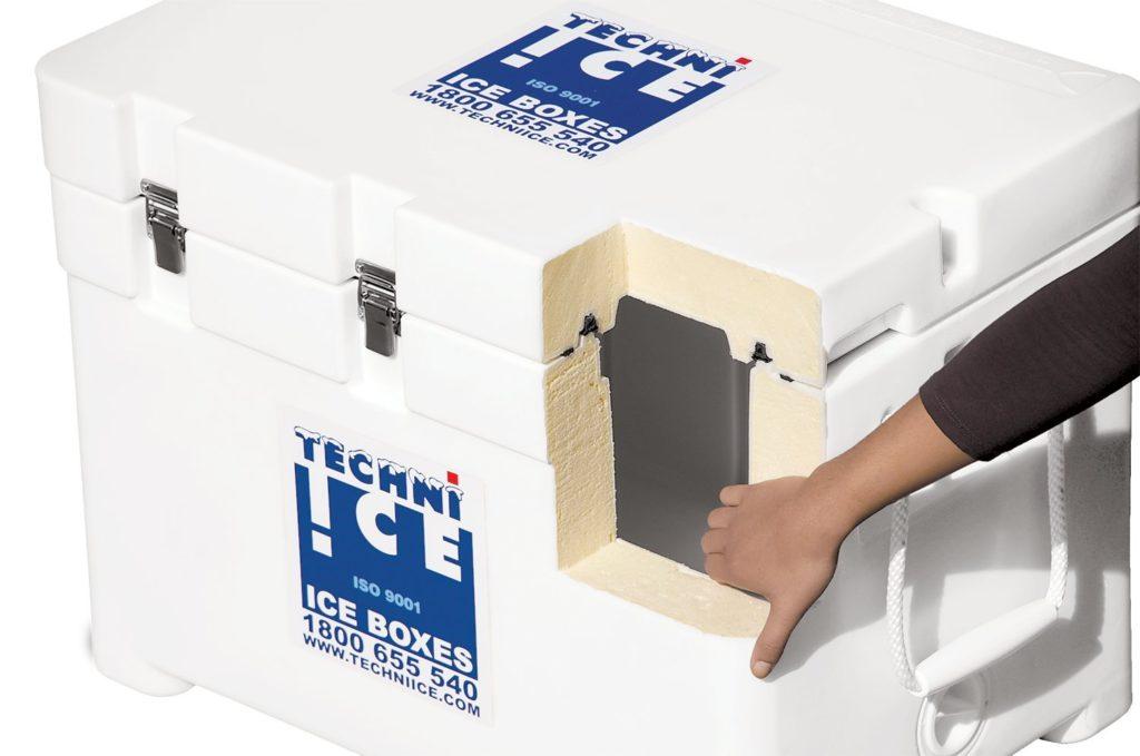 TechniIce 40% More Insulation Than Yeti