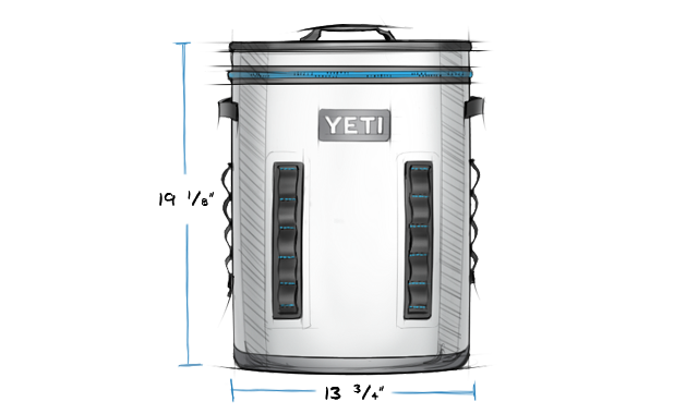 Yeti BackFlip Design
