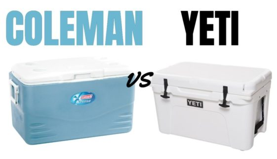 Coleman Xtreme vs Yeti Coolers