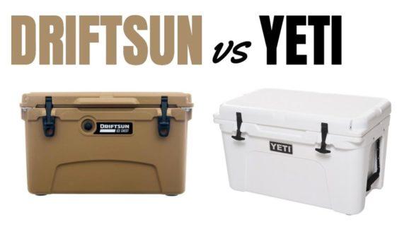 Driftsun vs Yeti