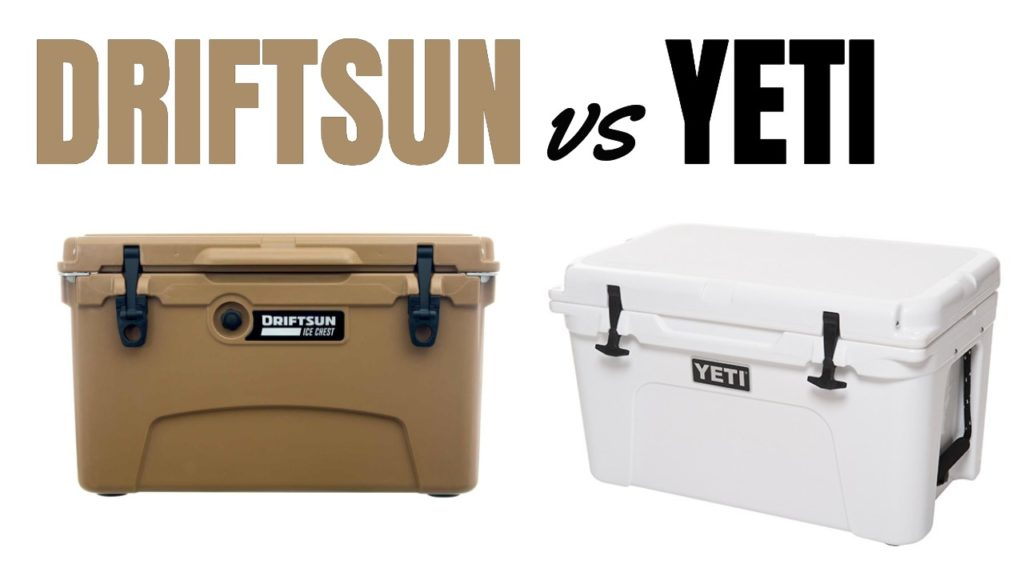7249b8524df Driftsun Coolers vs Yeti: Which Cooler Is A Better Buy? - The Cooler Box