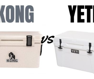 Kong Coolers vs Yeti