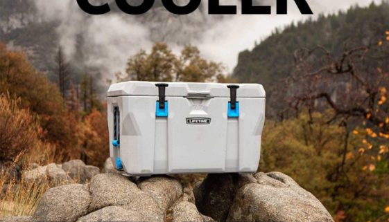 Lifetime Cooler Review