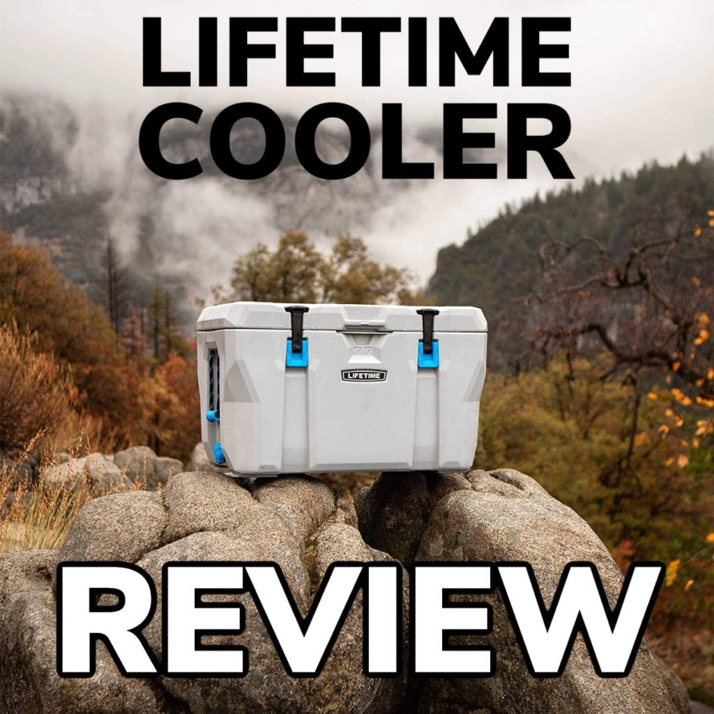 Lifetime Cooler Review
