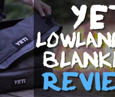 Yeti Lowlands Blanket Review