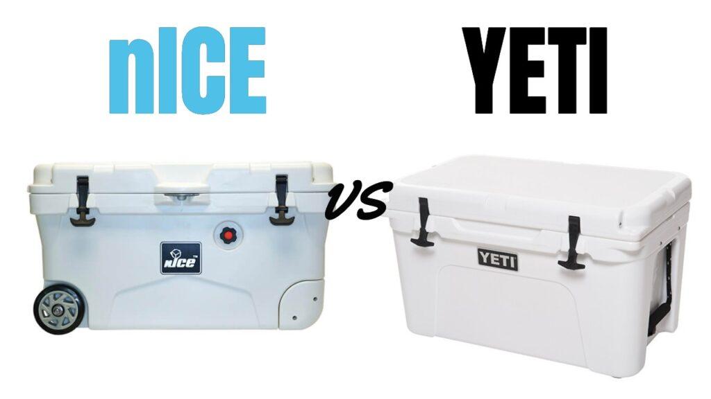 nICE Coolers vs YETI
