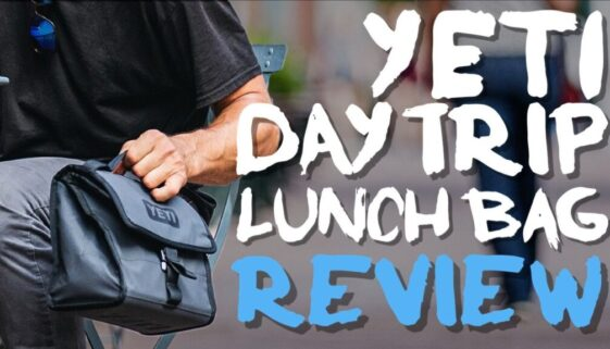 Yeti DayTrip Lunch Bag Review