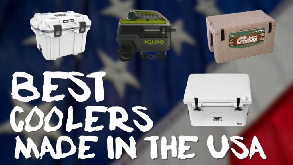 Best Coolers Made In The USA
