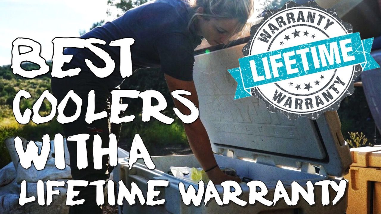 Best Coolers With a Lifetime Warranty