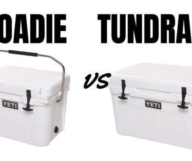 Yeti Roadie vs Yeti Tundra 45