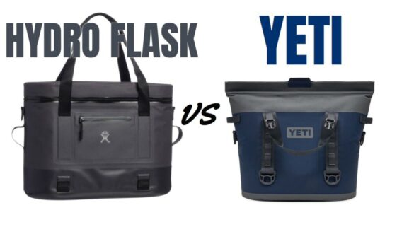 Hydro Flask Unbound vs Yeti Hopper Soft Coolers: Which Is Better?