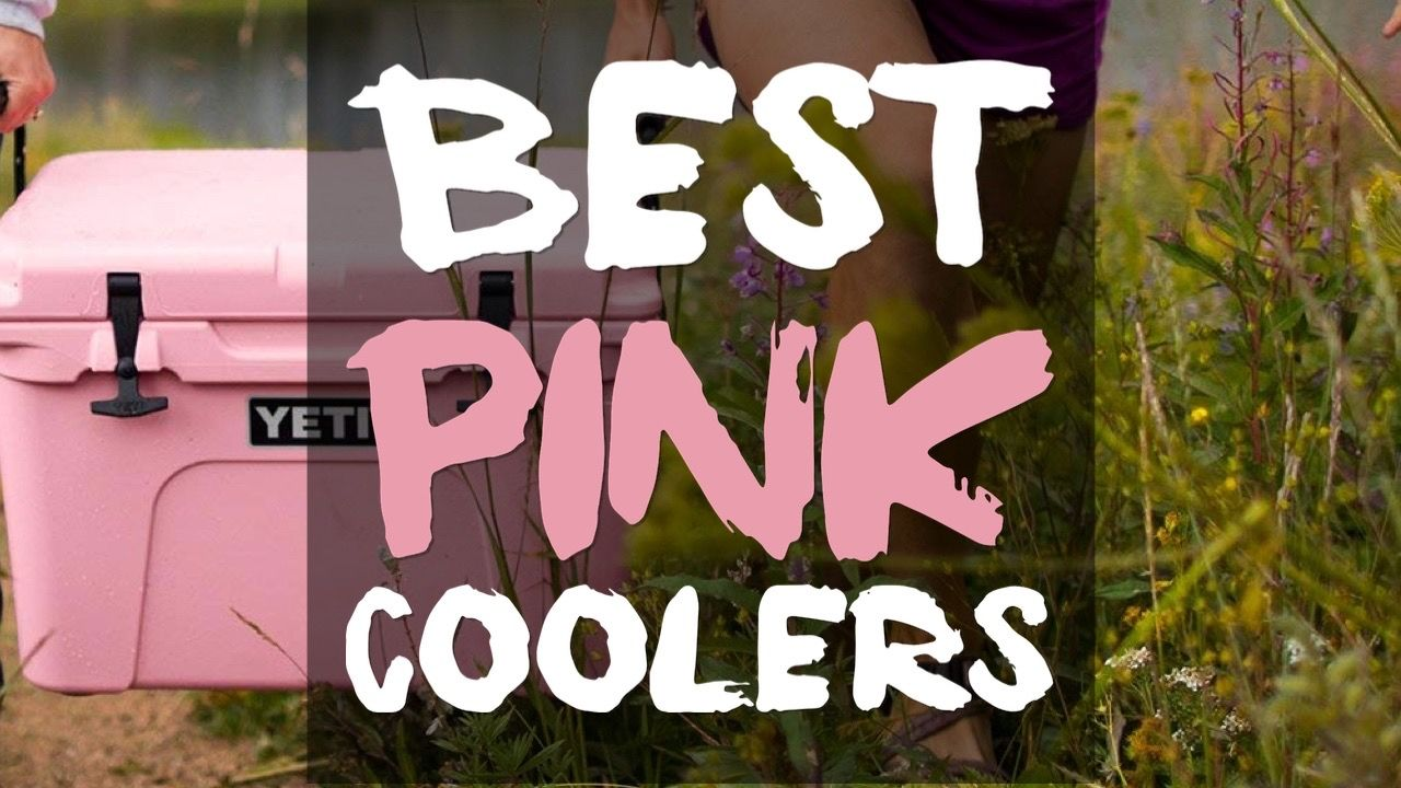 best-pink-coolers