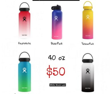 Where To Buy Cheap Hydro Flasks That Aren't Fake: Hydro Flasks On Sale