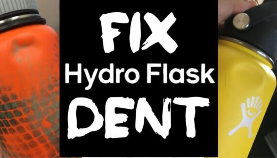 how-to-fix-hydro-flask-dent