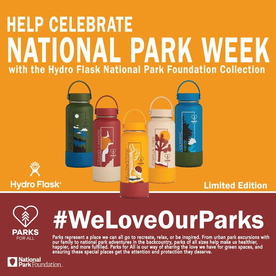 Hydro Flask Limited Edition National Park Colors The Cooler Box