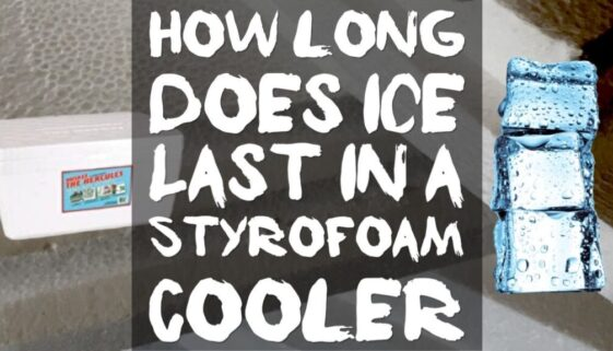 how-long-does-ice-last-in-a-styrofoam-cooler
