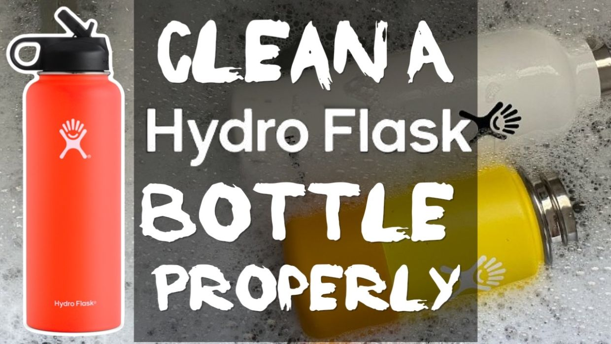 how-to-clean-a-hydro-flask-bottle-properly