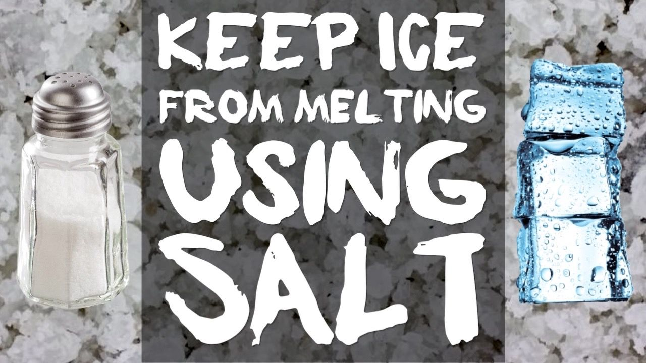 how-to-keep-ice-from-melting-using-salt