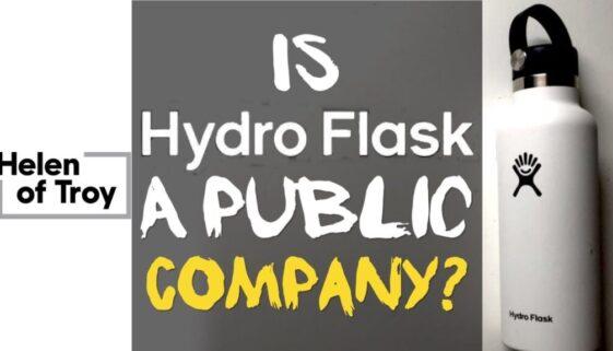 is-hydro-flask-a-public-company