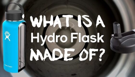 what-is-a-hydro-flask-made-of