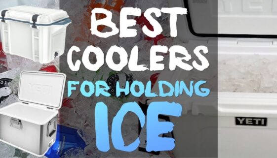 Best coolers for holding ice