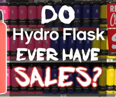 Do Hydro Flask Ever Have Sales?