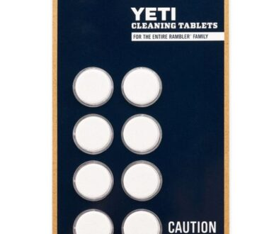 Yeti Cleaning Tablets Reviewed: Do They Actually Work?