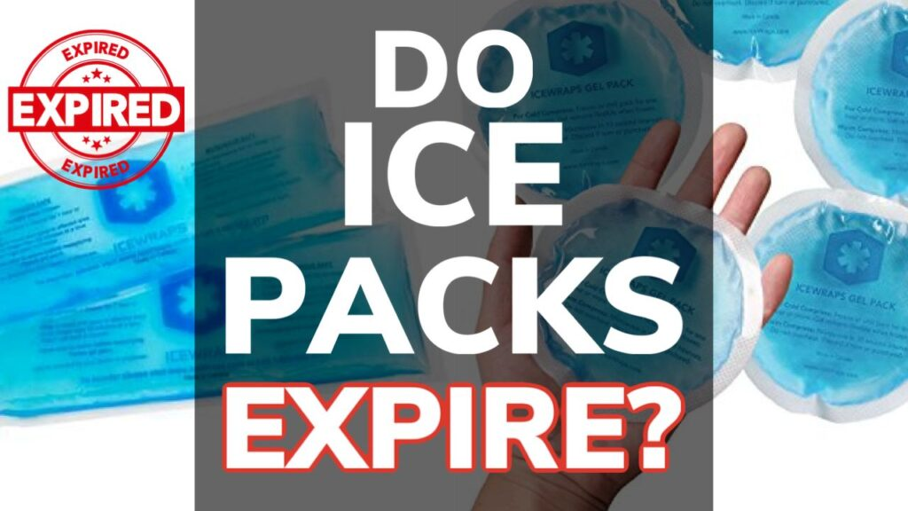 Do Gel Ice Packs Expire? Can They Go Bad?