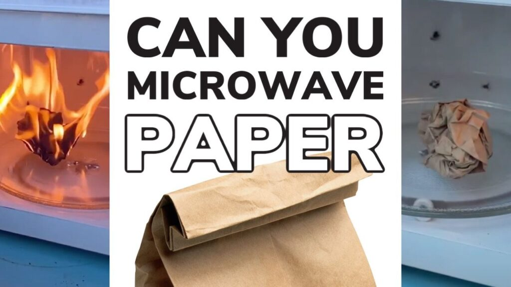 Can You Microwave Paper?