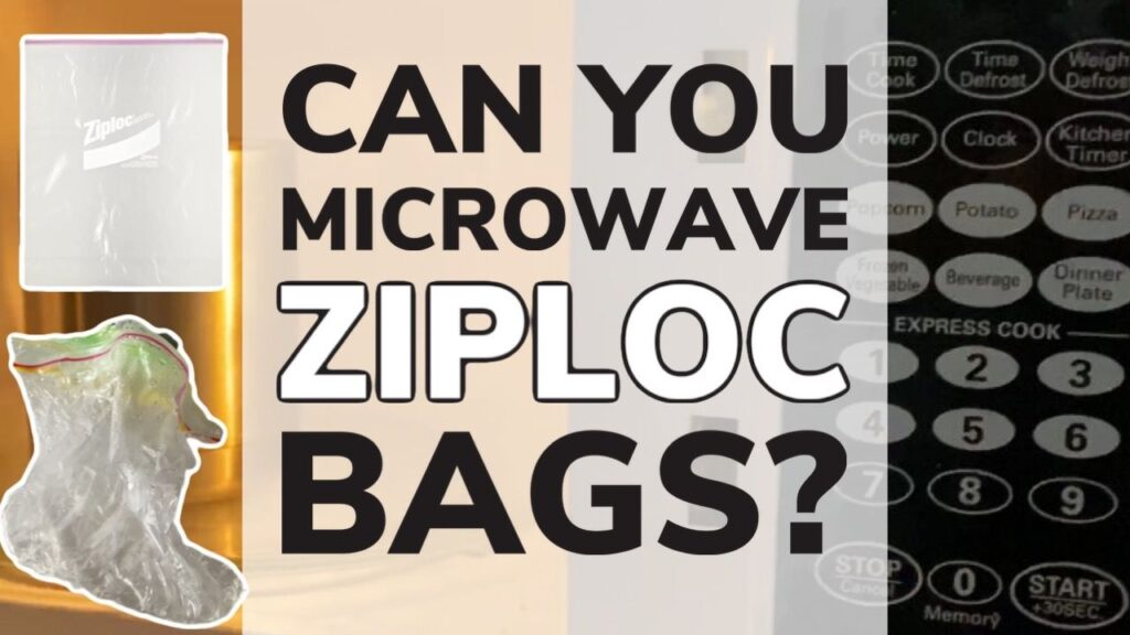 Can You Microwave Ziploc Bags? TESTED