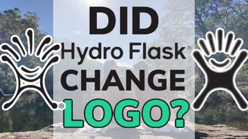 Did Hydro Flask Change Their Logo?