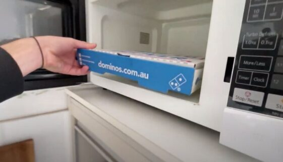 Can You Microwave a Pizza Box? Will It Catch on Fire?