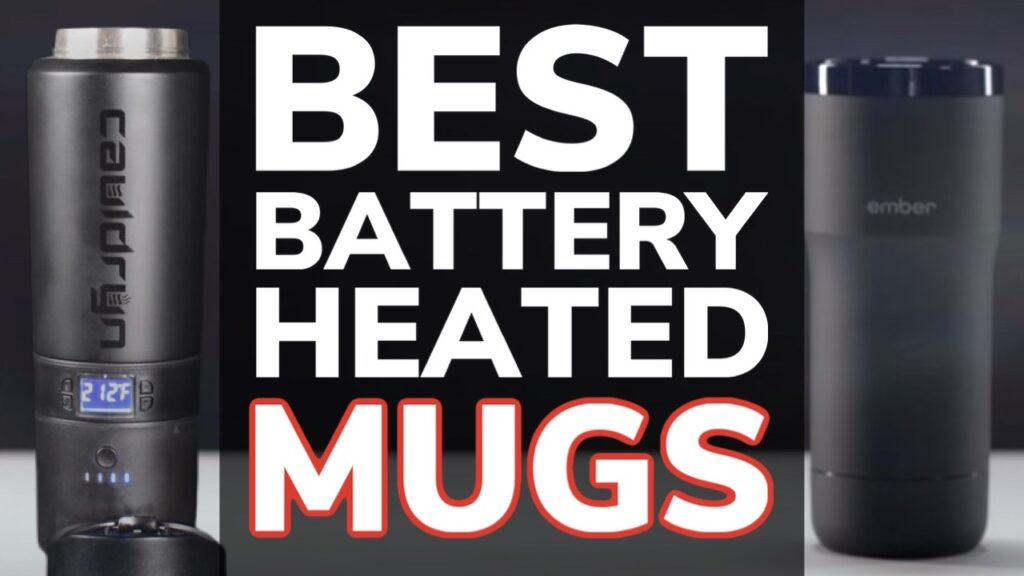 4 Best Battery Heated Coffee Mugs