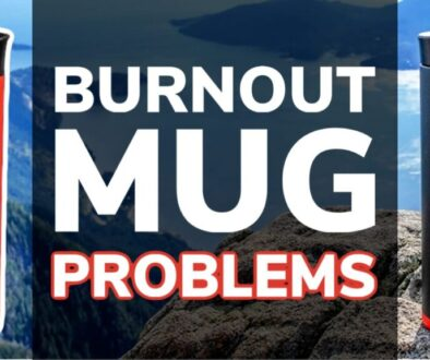 Problems With Burnout Mug
